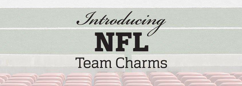 PANDORA Football & NFL Charms