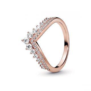 Princess Wishbone Ring - Pandora Rose