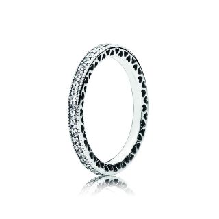 Hearts Of PANDORA Ring - Side