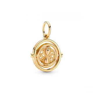 Harry Potter, Spinning Time Turner Pendant - Pandora Shine