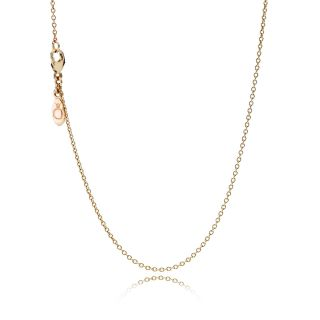 14K Gold Chain, 45cm