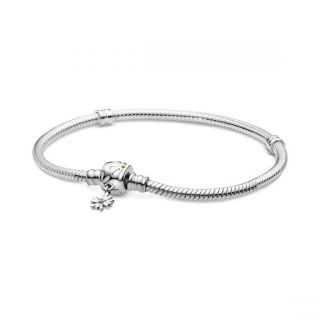 Daisy Flower Clasp Bracelet