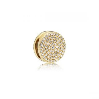 ANDORA Reflexions™ Dazzling Elegance Clip - PANDORA Shine