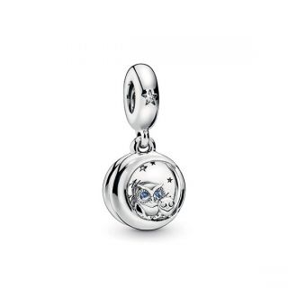 Always by Your Side Owl Dangle Charm