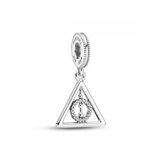 Harry Potter Deathly Hallows Dangle Charm