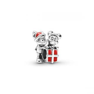 Disney, Mickey Mouse and Minnie Mouse Present Charm
