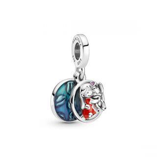 Disney, Lilo & Stitch Family Dangle Charm