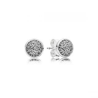 Dazzling Droplets Stud Earrings