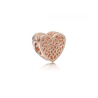 Filled with Romance Charm - PANDORA ROSE