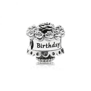 Happy Birthday Charm - Front