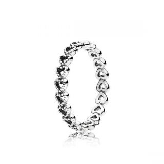 Linked Love Ring - Side