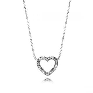 Loving Hearts of PANDORA Necklace