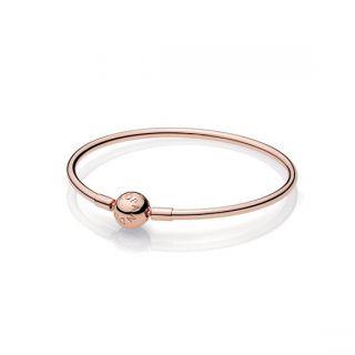 Moments PANDORA Rose Bangle Bracelet