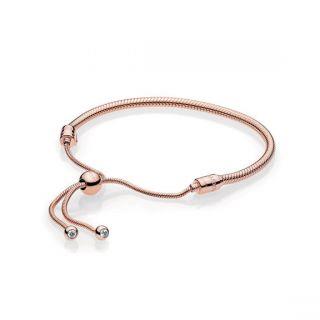 Moments PANDORA Rose Sliding Bracelet