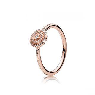 Radiant Elegance Ring - PANDORA ROSE