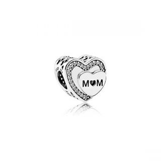 Tribute to Mom Charm