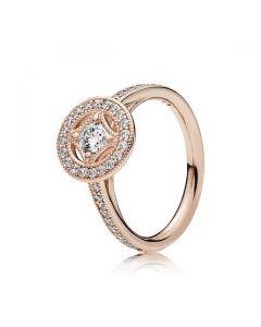 Vintage Allure Ring - PANDORA Rose