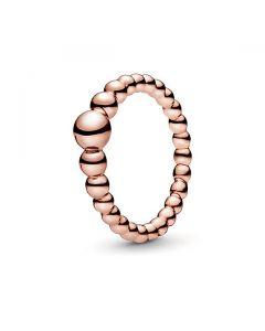 String of Beads Ring - Pandora Rose
