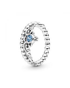 Disney, Cinderella Blue Tiara Ring