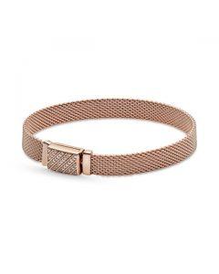 Pandora Reflexions™ Long Clasp Pave Bracelet