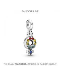 My Girl Pride Charm - Pandora Me