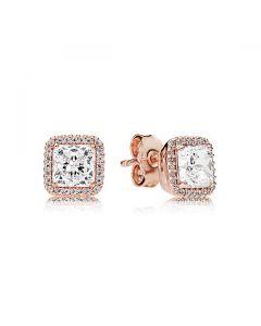 Timeless Elegance Stud Earrings - PANDORA ROSE