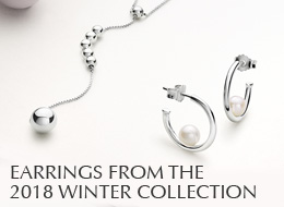 PANDORA Winter Collection Earrings