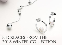 PANDORA Winter Collection Necklaces