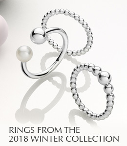 PANDORA Winter Collection Rings