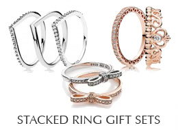 PANDORA Stacked Ring Gift Sets