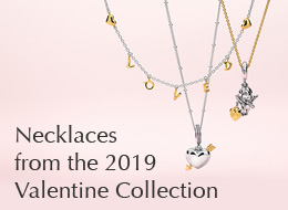 PANDORA Valentine Necklaces