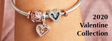 PANDORA Valentine Collection